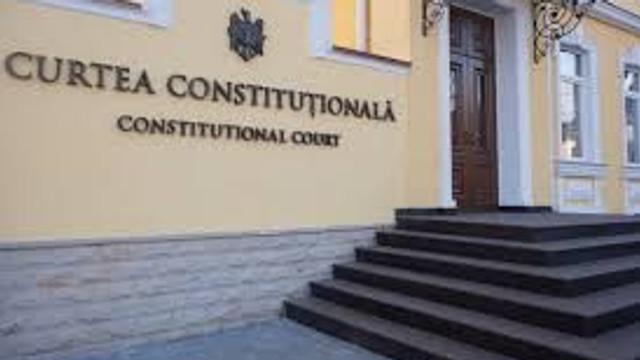 Curtea Constituțională a respins solicitarea lui Sergiu Sârbu de a suspenda acțiunea a două articole din Legea securității statului