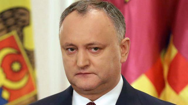 """Adevărul: """"Cum a petrecut Igor Dodon ziua în care a fost înregistrat un număr record de cazuri de COVID-19 în R. Moldova"""" (Revista presei)"""