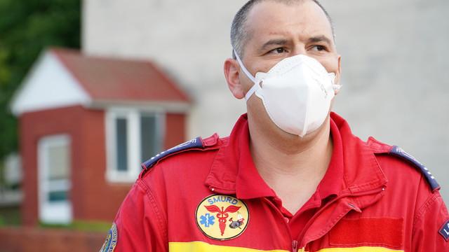 """Coordonatorul echipei de voluntari SMURD România: """"Nu am venit pentru sejur, ci să luptăm cu pandemia alături de frați"""""""