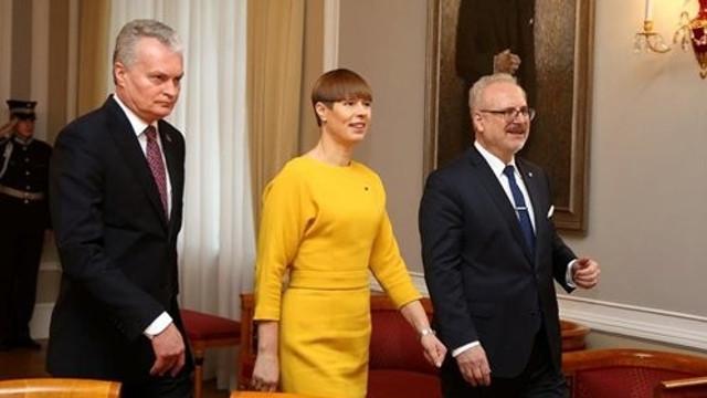 Țările baltice au condamnat tentativele Rusiei de