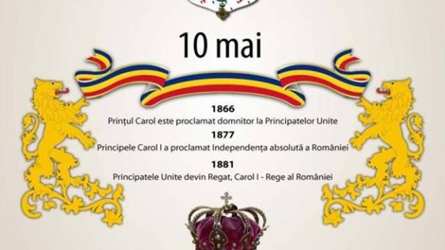 10 Mai, Ziua Națională a Regalității Române