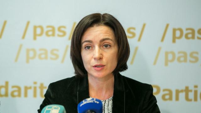 Maia Sandu intenționează să-l acționeze în judecată pe premierul Ion Chicu