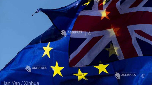 Bruxellesul și Londra desfășoară săptămâna aceasta o nouă rundă de negocieri asupra unui acord comercial post-