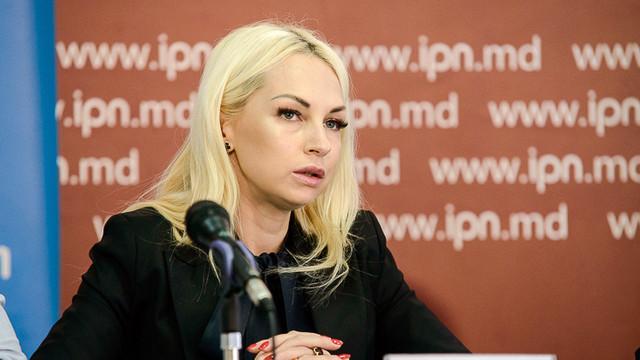Marina Tauber: Guvernului i-au rămas zile numărate, iar lui Dodon îi fuge pământul de sub picioare
