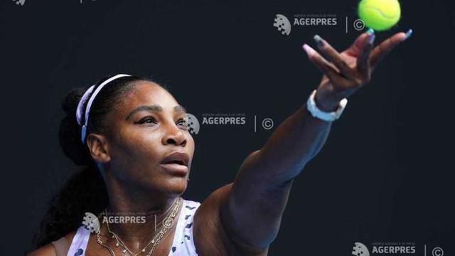 Coronavirus: Serena Williams este nerăbdătoare să joace din nou tenis