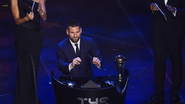 FIFA a anulat gala The Best! Trofeul pentru cel mai bun jucător nu va mai fi acordat