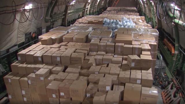 Ventilatoarele livrate de Rusia către SUA au fost confiscate după incendiile care au avut loc în spitale