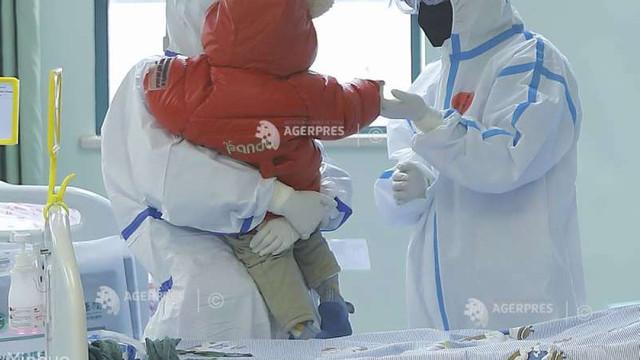 Cazurile de copii diagnosticați cu un sindrom inflamator rar, posibil asociat COVID-19, în creștere în Italia și Franța