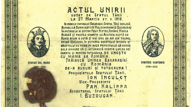 EȘTI CEEA CE CITEȘTI/ Noi aspecte și documente despre Basarabia în perioada interbelică – cea mai bogată provincie agrară din componența României întregite