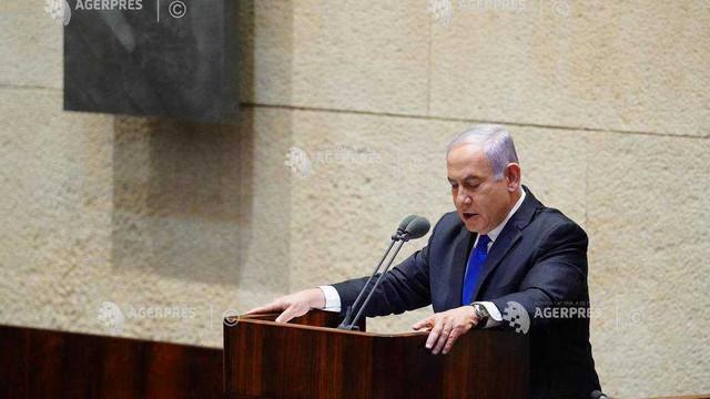 Israelul: ''Este timpul'' să fie anexate părți din Cisiordania (Netanyahu)