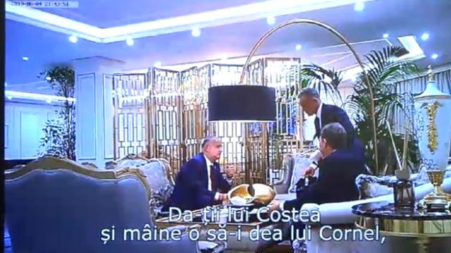 DOC | Proces penal, inițiat în legătură cu secvențele video în care Igor Dodon ar fi primit o pungă neagră de la Vlad Plahotniuc