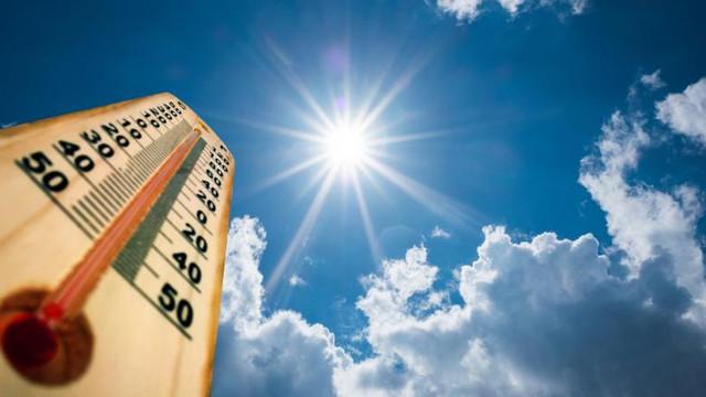 Luna iunie 2021 pe locul doi, ca temperaturi, de la începerea înregistrărilor