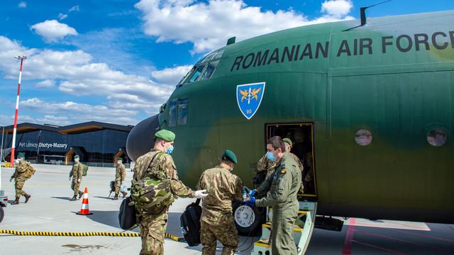 Parlamentul român a aprobat solicitarea lui Klaus Iohannis: Armata României va participa la misiuni de asistență umanitară în R.Moldova și SUA
