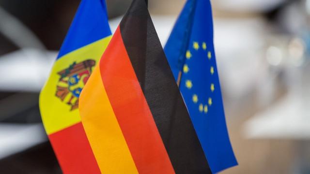 Germania va oferi R.Moldova 8,6 milioane de euro, bani nerambursabili