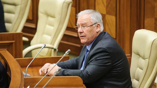Declarații din Parlament: Deputații PDM nu vor vota demiterea actualului guvern