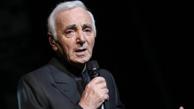PORTRET: Charles Aznavour – un nobil în armoniile lumii