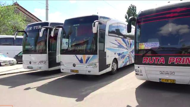 Transportatorii de pasageri pe curse internaționale cer reluarea activității printr-un protest