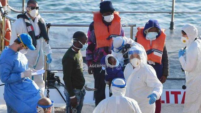 Malta, invitată imperativ să autorizeze debarcarea migranților blocați în apele sale teritoriale (HRW)