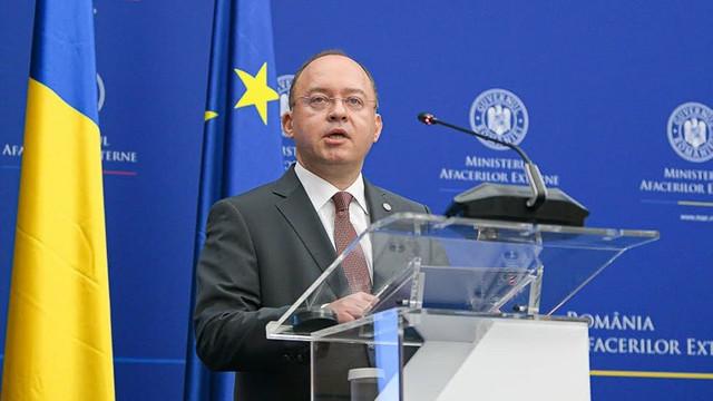 Bogdan Aurescu a reafirmat, la sesiunea Consiliului Ministerial al OSCE, sprijinul României pentru soluționarea conflictului din regiunea transnistreană
