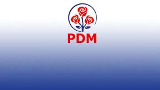 PDM se disociază de declarațiile premierului Chicu, care pot prejudicia grav relația dintre Chișinău și București