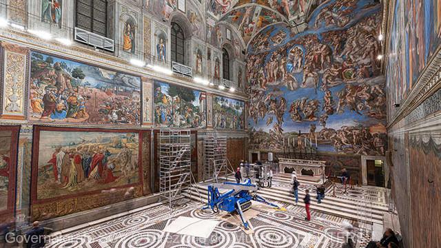 Muzeele Vaticanului se vor redeschide la 1 iunie