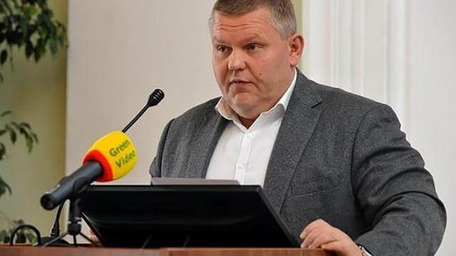 Parlamentar găsit împușcat în cap în biroul său, în Ucraina