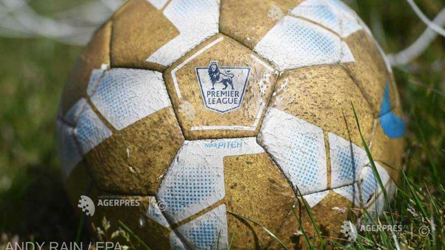 Fotbal/Coronavirus: Premier League a anunțat alte două cazuri pozitive