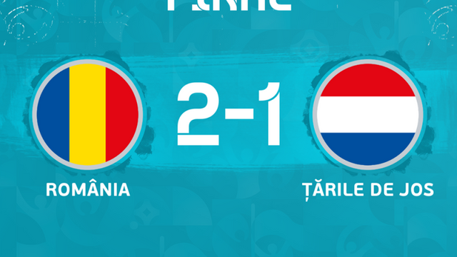 Fotbal: Echipa României, în semifinalele eEURO 2020