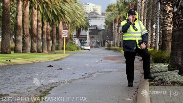 O furtună masivă a făcut ravagii în Australia de Vest