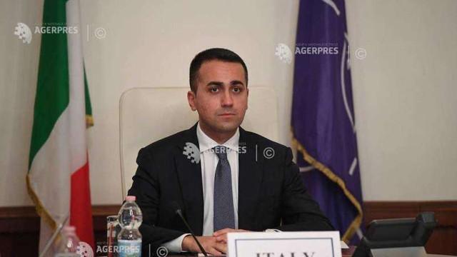 Italia pledează pentru o redeschidere coordonată a frontierelor în UE la 15 iunie,