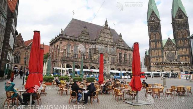Coronavirus: Germania prelungește până la 29 iunie regulile de distanțare socială
