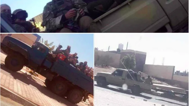FOTO/VIDEO   Fuga mercenarilor ruși din Libia. Noi dovezi ale prezenței companiei militare private Wagner Group