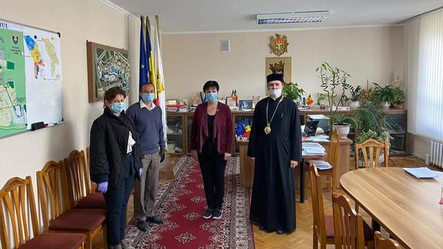 GALERIE FOTO | O nouă donație din România a trecut Prutul pentru a ajuta R.Moldova în lupta cu COVID-19
