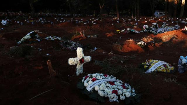 Coronavirus: Brazilia a depășit pragul de 25.000 de morți