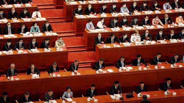 Congresul Național al Poporului din China a adoptat legea securității pentru Hong Kong