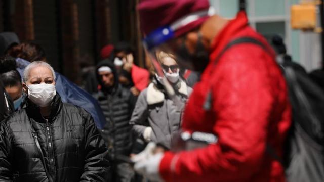 Șomaj fără precedent în SUA în ultimii 70 de ani: Un american din 4 și-a pierdut locul de muncă