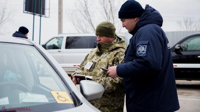 Șase puncte de trecere moldo-ucrainene își reiau activitatea