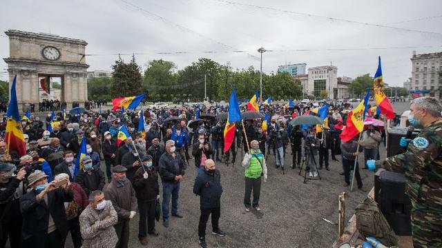 Protestul veteranilor   Ce spune Poliția