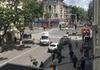 VIDEO/ Alertă cu bombă pe strada Armenească, chiar lângă sediul MAI (ZdG)