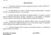 ULTIMĂ ORĂ | Comisia pentru Sănătate Publică a aprobat mai multe restricții. Despre ce este vorba