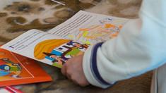 """Biblioteca """"Ion Creangă"""" lansează programul cu povești în limba engleză"""