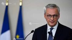 Guvernul francez se așteaptă la o contracție economică de 11% în acest an