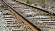 Trenul de pe ruta Bălți-Ocnița a luat foc