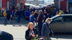 Ion Chicu a cerut închiderea Pieței Centrale: Este un focar de infecție