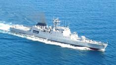Exerciții comune ale Forțelor Navale Române și ucrainene, în Marea Neagră