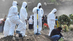 Coronavirus: Numărul deceselor s-a dublat în ultimele 24 de ore în Mexic