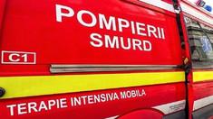 FOTO | O nouă intervenție SMURD! Un copil care nevoie urgentă de o intervenție chirurgicală a fost transportat din R.Moldova în România