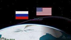 Rusia monitorizează lansările de rachete din SUA cu ajutorul unui sistem format din patru sateliți
