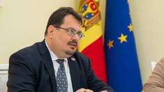 Președintele Parlamentului, Zinaida Greceanîi, a avut o întrevedere cu Șeful Delegației Uniunii Europene în R.Moldova, Peter Michalko
