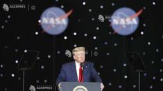 SUA: Polemică asupra unei publicități politice a lui Donald Trump care utilizează NASA